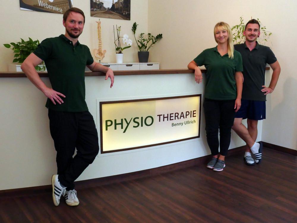 Tresen | Physiotherapie Benny Ullrich