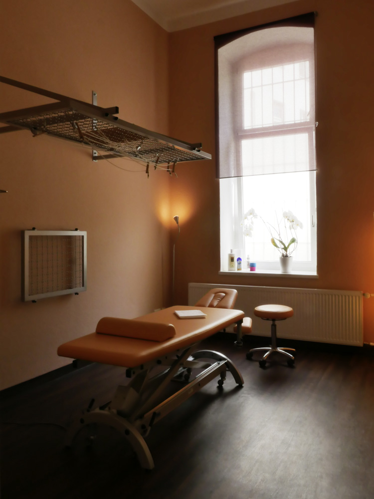 Therapieraum 2 | Physiotherapie Benny Ullrich