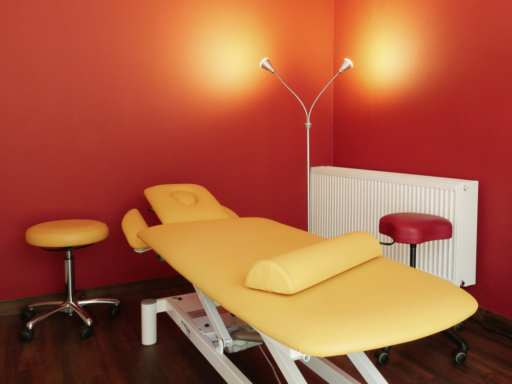 Therapieraum 3 | Physiotherapie Benny Ullrich